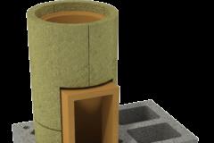 montaż komina